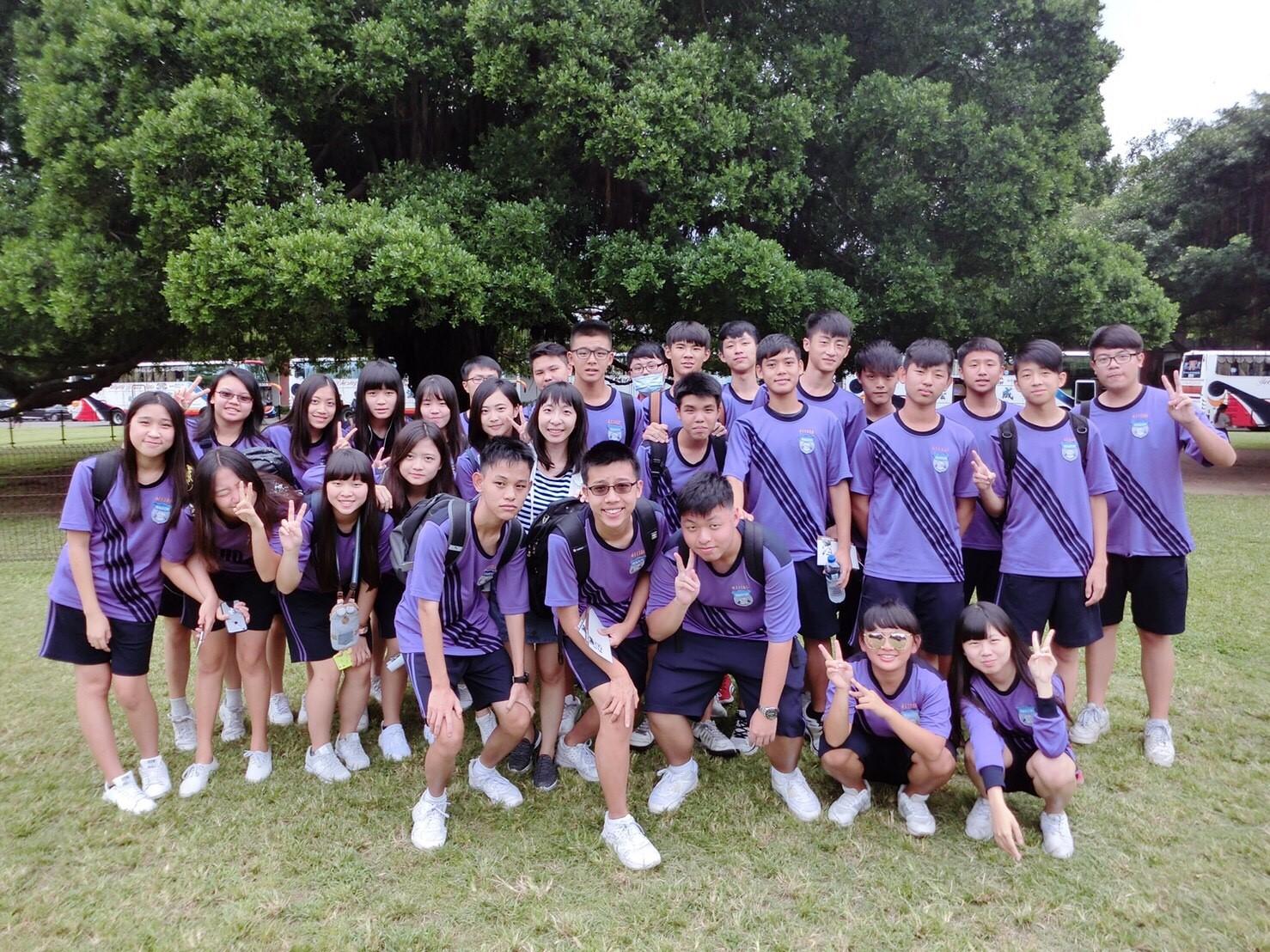 105學年度普二參訪成功大學_5